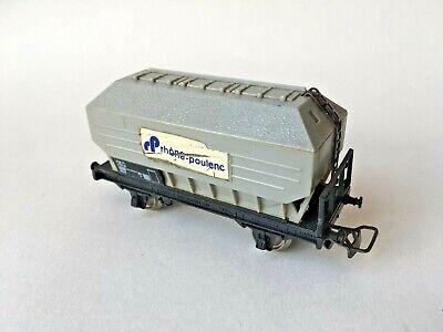 h0 Jouef Rhone Poulenc Cargo Wagon