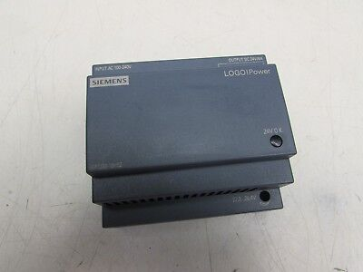 Siemens Logo Power Supply 6ep1332-1sh52 24vdc 4a Good Takeout Make Offer