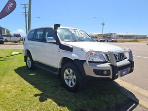 2006 Toyota Prado GX Turbo Diesel Auto 8 seater - LOW KM!  Garbutt Townsville City Preview
