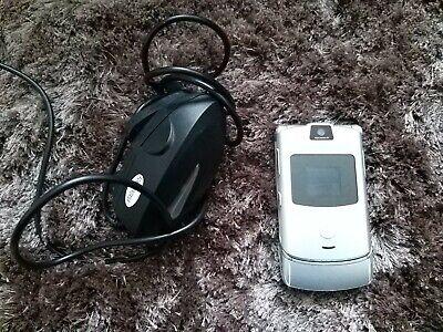 Motorola RAZR V3 - Black  Mobile Phone