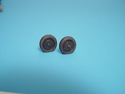 Aires 4156 1:48 Messerschmitt Bf 109G Wheels