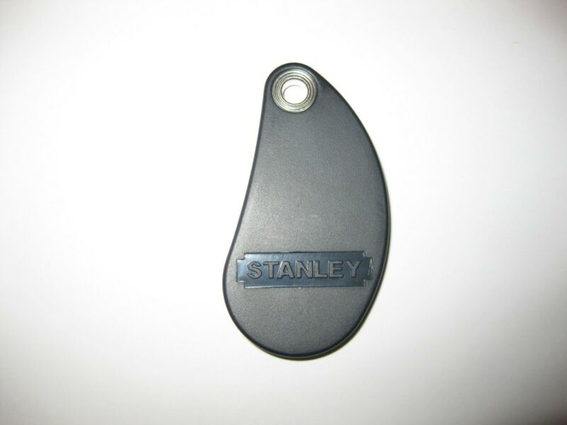 STANLEY PAC PROXIMITY KEYFOB (10 PACK) 7S-STFOB BLACK