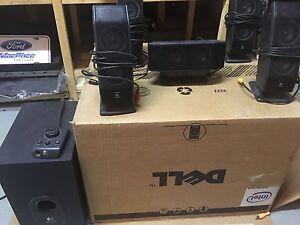 5.1 surround computer speakers