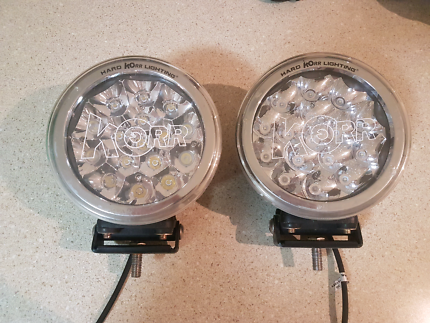 "HARD KORR 7"" LED SPOT LIGHTS"