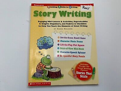 Building Skills in Writing Story Writing Grades 2-3 Scholastic with Poster (Writing Posters)