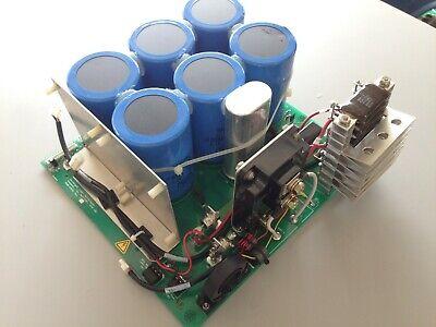 2002 Convergent Odyssey 30b Holmium Laser Capacitor Bank 2300-25456 Parts Ndyag