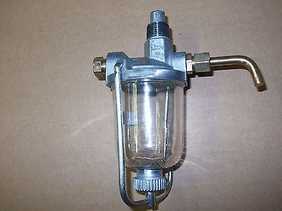 Farmall Massey Harris Cockshutt Co-op. Fuel Sediment Bowl. See Details