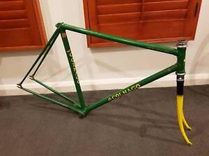 Very Rare 60s Colnago Track Bike Pinarello Tommasini Masi Ciocc