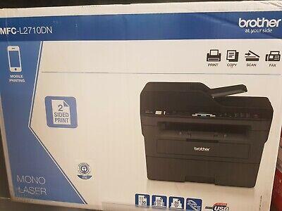 Brother MFC-L 2710DN Fax Scan Kopie Multifunktionsdrucker 64 MB USB TOP Neugerät (Drucker Fax Kopie Scan)