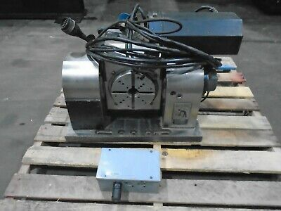 Fadal Tr65 4th 5th Axis Rotary Table