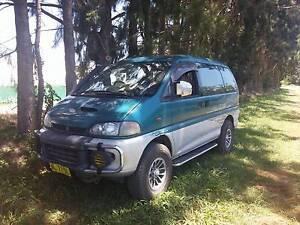 2005 Mitsubishi Delica Van/Minivan Newcastle Newcastle Area Preview