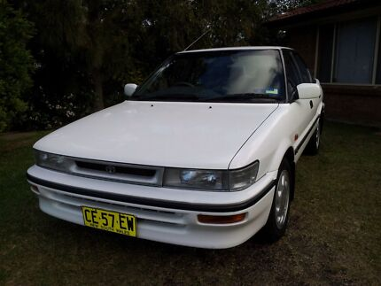 93 Toyota Corolla Seca Ultima Gateshead Lake Macquarie Area Preview