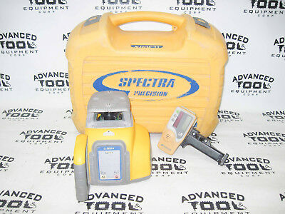 Trimble Spectra Precision Ll300n Automatic Rotary Laser Level W Topcon Ls-80l