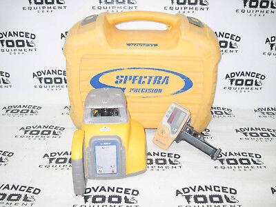 Trimble Spectra Precision Ll300n Automatic Rotary Laser Level W Topcon Ls-80l