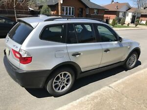 2004 BMW X3 232000 KM Drives like New !!!