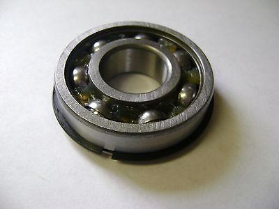 New 6305-nr With Snap Ring Bearing 25x62x17 25mm X 62mm X 17mm 6305-nr-open