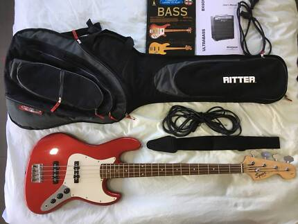 Behringer ultrabass bx4500h behringer ultrabass bb410 bass cab squier by fender j bass guitar behringer amp and free extras fandeluxe Image collections
