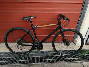 Fluid Urban 1.0 Hybrid Bike