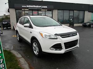 FORD ESCAPE SEL AWD 2013 **NAVIGATION+TOIT PANO**