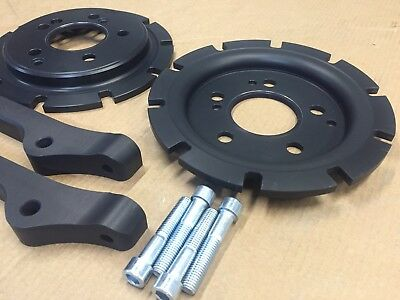 Brake kit for all Mercedes W205 non 63AMG for 6 pot and 390 36 rotor