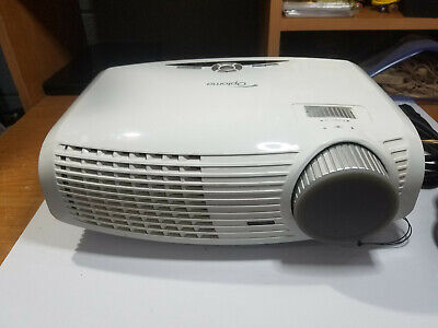 Optoma HD20 Projector Projectoion Display VDHDNZ TESTED Fast Ship