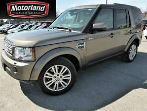 2011 Land Rover LR4 HSE  Luxury Navi 7 Pass