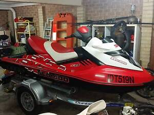 seadoo RXT 215 supercharged  reco engine Bermagui Bega Valley Preview