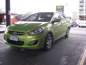 Stand Out In This 2014 Hyundai Accent Hobart CBD Hobart City Preview