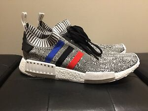 Adidas NMD primknit tri-colour, Size 12 US (mint condition 9/10 Rowville Knox Area Preview