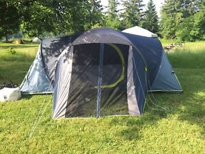 Brand New 8 Person Colman Tent for Sale.