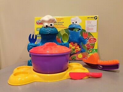 Play-Doh Cookie Monster