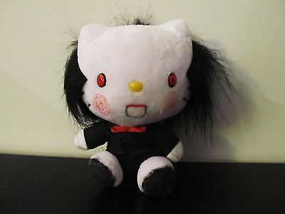 Billy from Saw creepy Hello Kitty doll