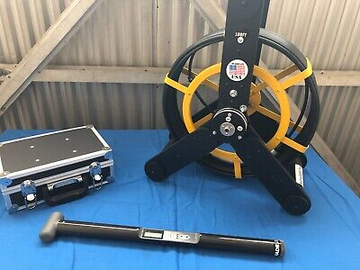 100ft 512hz Built-in Transmitter And Locator - Sewer Camera For Pipe Inspection