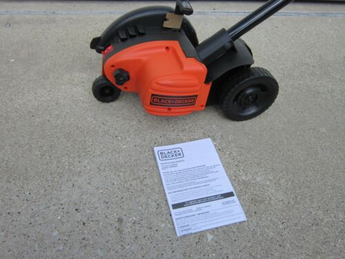 Black And Decker-LE750 Electric 2-in-1 Landscape Edger / Trencher