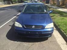 2002 Holden Astra Hatchback Coburg Moreland Area Preview