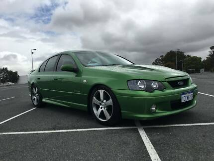 2005 Ford Falcon XR8 Enforcer Manual MkII Low KMS Maddington Gosnells Area Preview