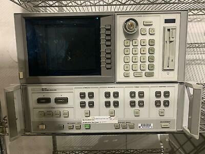 Agilent 8510c Network Analyzer Parts Unit