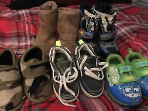 Lot of boys 6T shoes/ boots