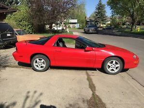 Z28 ready for summer.