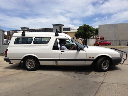 Reliable and Powerful 1993 Ford XG Panel Van GLi Mount Lawley Stirling Area Preview