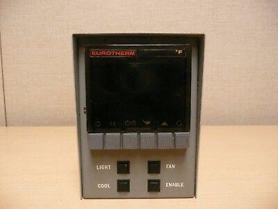 Eurotherm Temperature Process Controller Temperature Module Instron Chamber