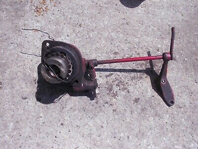 International Cub Low Boy Tractor Ih Engine Motor Governor Assembly Ready To Use