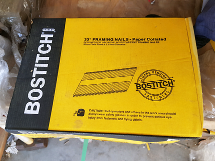Bostitch Framing nails 90mm galvanized