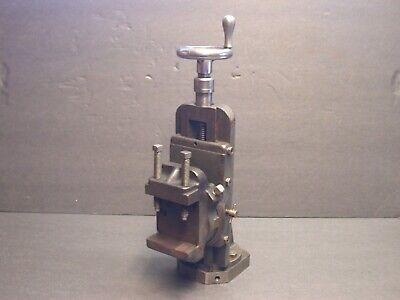 12 Craftsman Lathe Milling Attachment