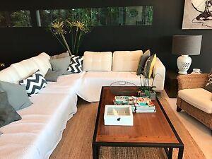 B&B italia lounge white Mosman Mosman Area Preview