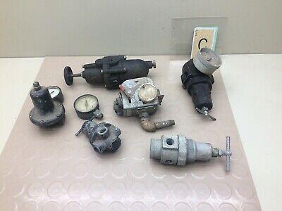 Vintage Air Pressure Regulator Lot - Steampunk - Gauge