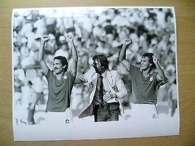 100% Org Press Photo-1982 WC FINALS at Barcelona- ITALY v ARGENTINA
