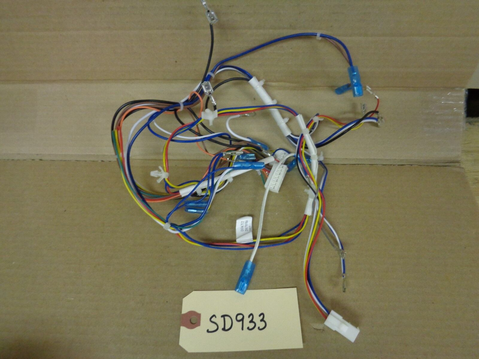 Whirlpool Convection Microwave Oven Wiring Harness WMH31017F