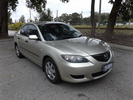 2005 MAZDA 3 (MANUAL) $2999 *FREE 1 YEAR WARRANTY* Maddington Gosnells Area Preview