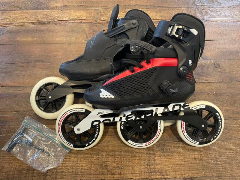 Rollerblade Endurance Pro 125 Inline Roller Skates, US Men